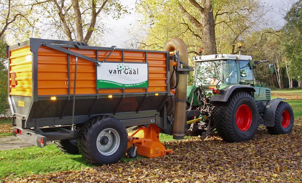 Leaf Vacuum Machines Martignani